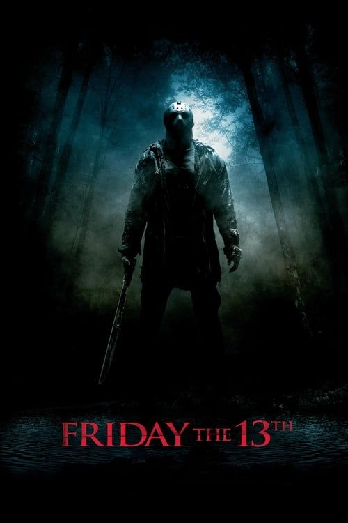 Key visual ofFriday the 13th