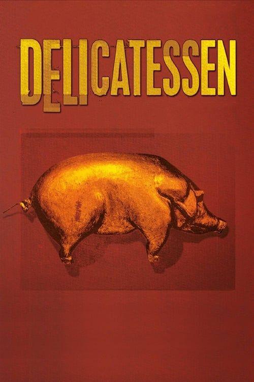 Key visual of Delicatessen