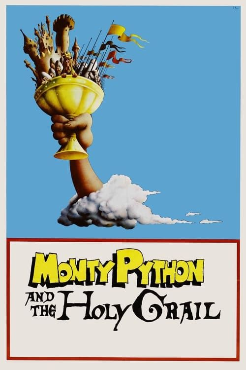 Key visual ofMonty Python and the Holy Grail