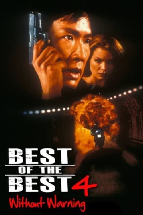 Key visual of Best of the Best 4: Without Warning