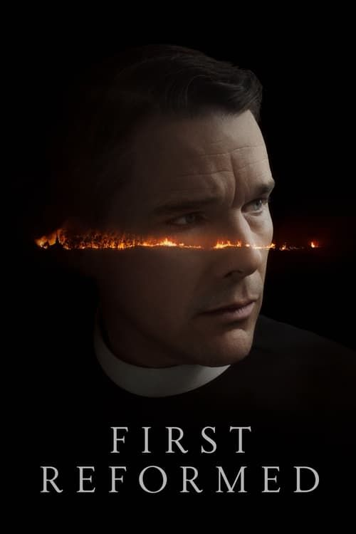 Key visual ofFirst Reformed