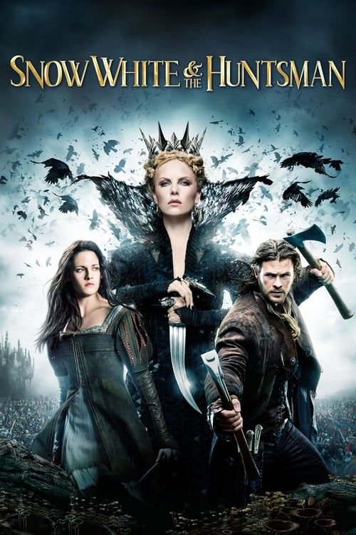 Key visual of Snow White and the Huntsman