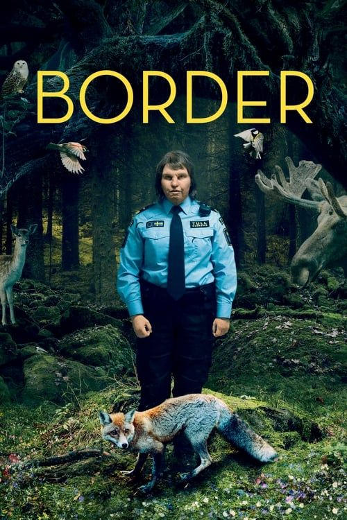 Key visual of Border