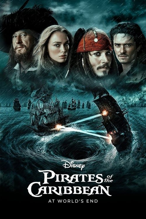 Key visual of Pirates of the Caribbean: At World's End