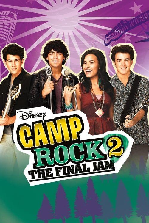 Key visual of Camp Rock 2: The Final Jam