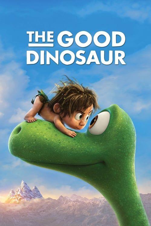 Key visual of The Good Dinosaur