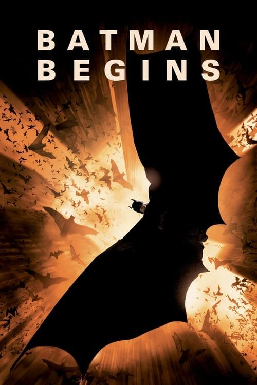 Key visual ofBatman Begins