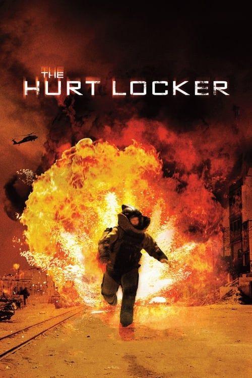 Key visual ofThe Hurt Locker