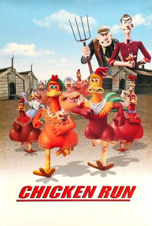 Key visual of Chicken Run