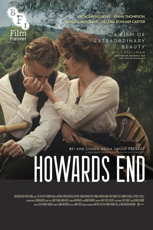 Key visual ofHowards End