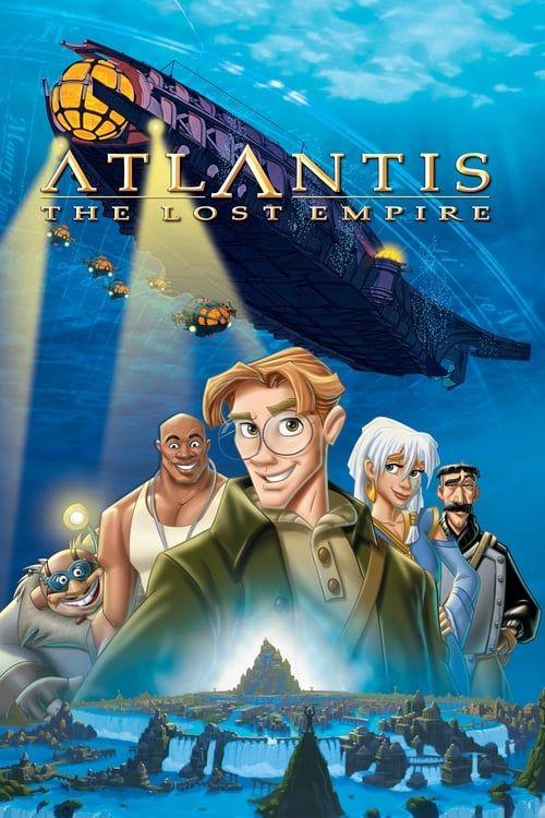 Key visual of Atlantis: The Lost Empire