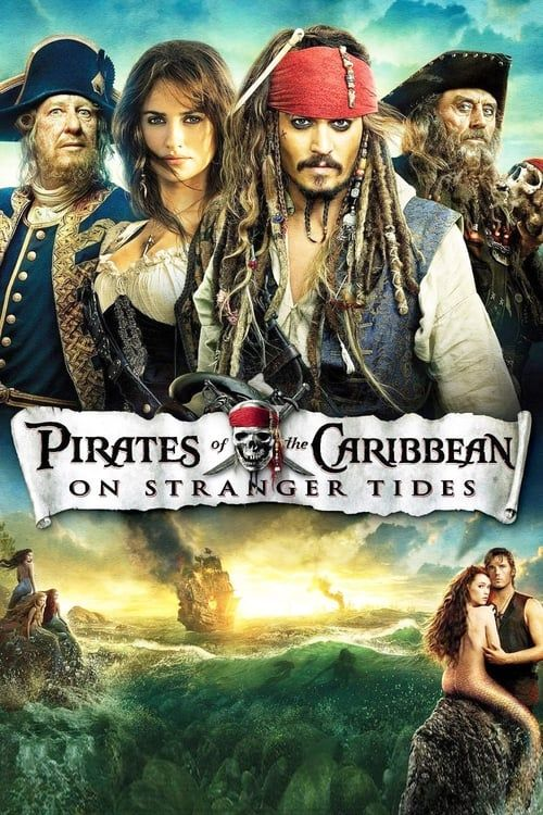 Pirates Of The Caribbean On Stranger Tides 2011 Maimovie Your Movie Taste Yet To Be Discovered