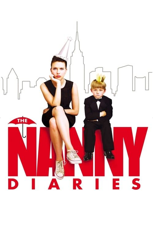 Key visual of The Nanny Diaries