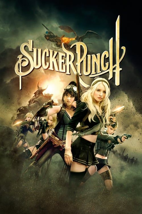 Key visual ofSucker Punch