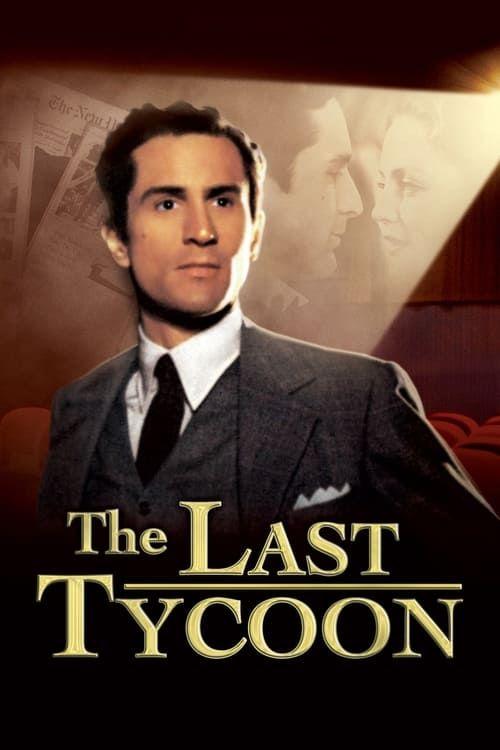 Key visual of The Last Tycoon