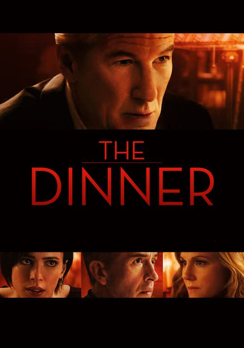 Key visual of The Dinner
