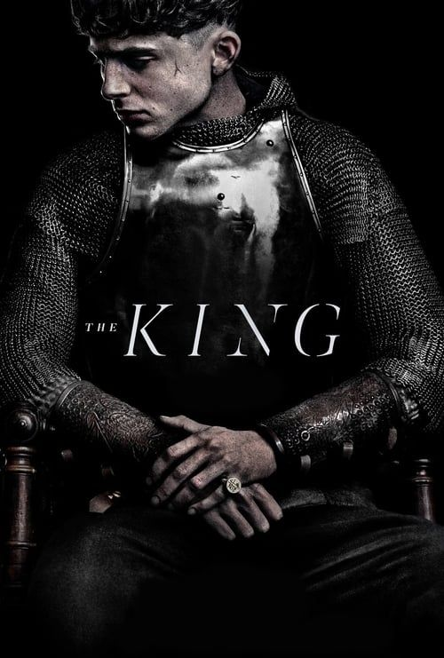 Key visual ofThe King