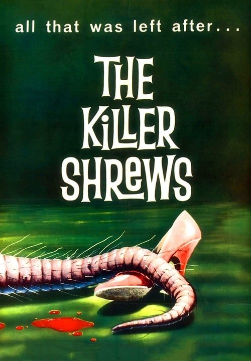 Key visual ofThe Killer Shrews