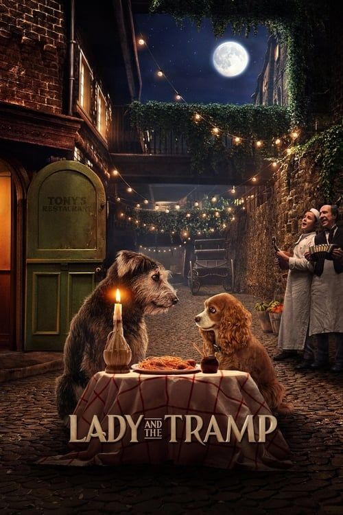 Key visual of Lady and the Tramp