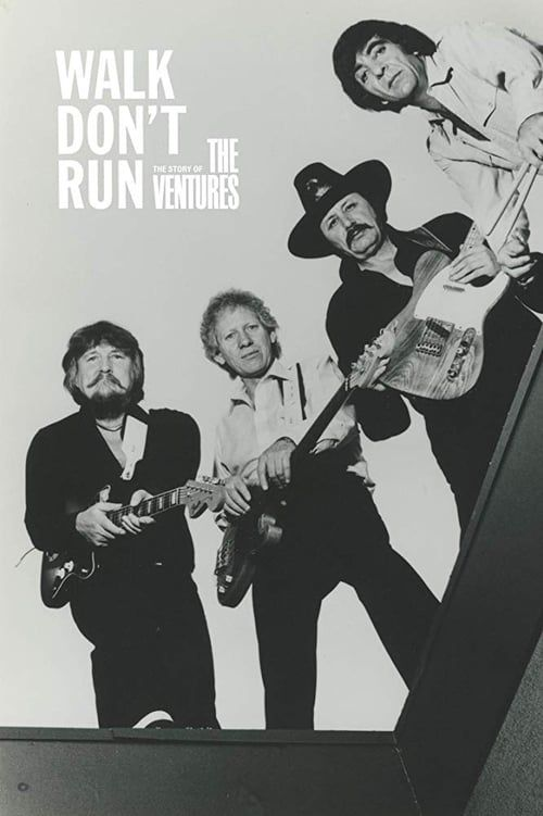 Key visual ofWalk, Don't Run: The Story of The Ventures