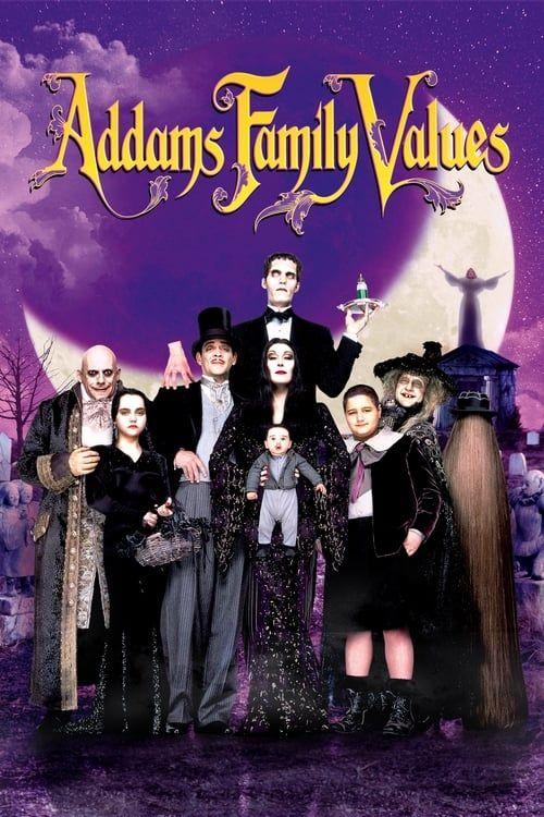 Key visual of Addams Family Values