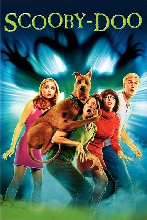 Key visual of Scooby-Doo