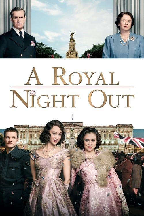 Key visual ofA Royal Night Out