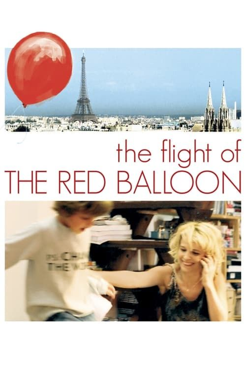 Key visual of Flight of the Red Balloon
