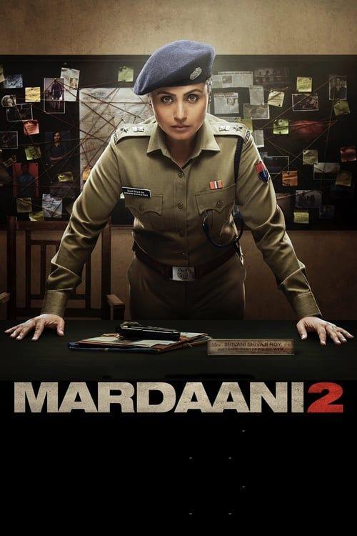 Key visual of Mardaani 2