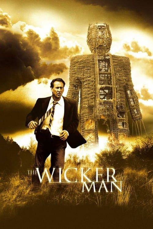 Key visual ofThe Wicker Man