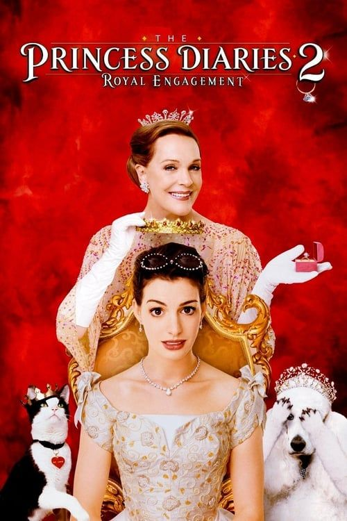 Key visual of The Princess Diaries 2: Royal Engagement