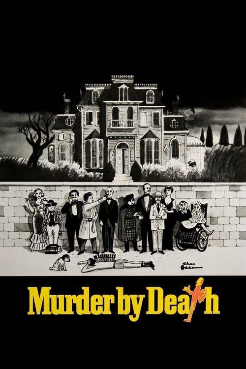 Key visual of Murder by Death