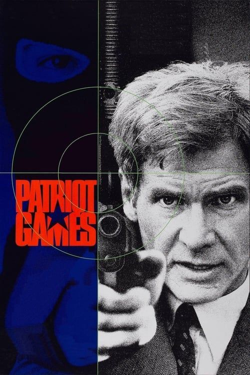 Key visual of Patriot Games