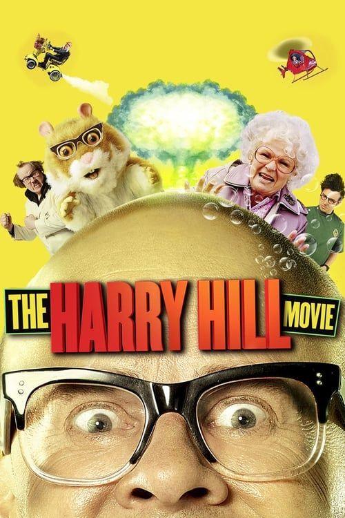Key visual of The Harry Hill Movie