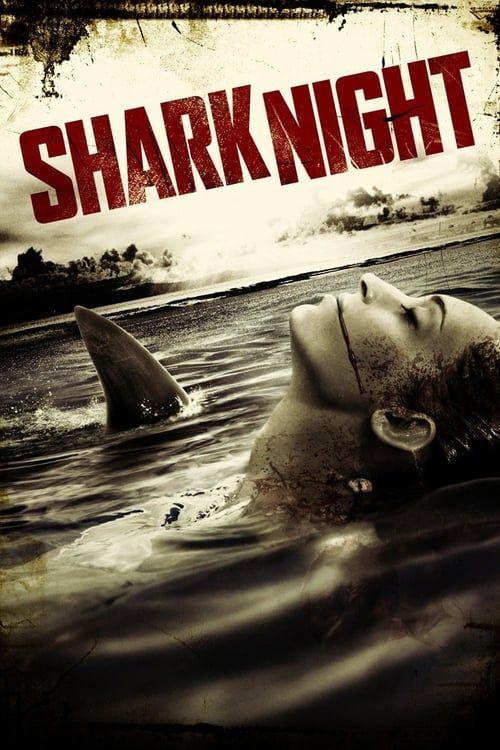 Key visual ofShark Night 3D