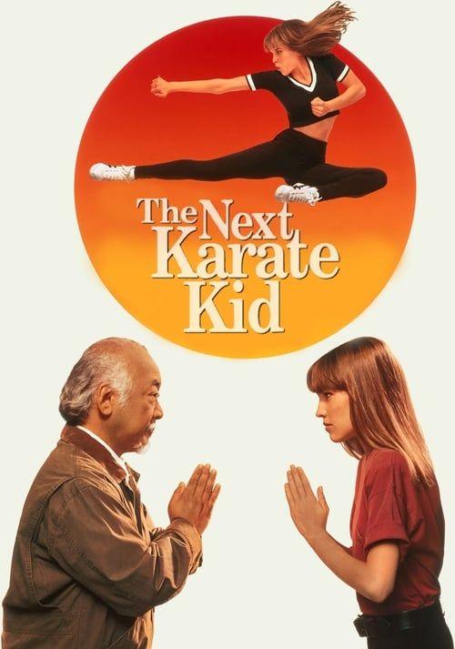 Key visual of The Next Karate Kid