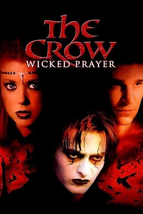 Key visual ofThe Crow: Wicked Prayer