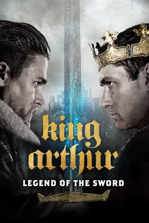 Key visual of King Arthur: Legend of the Sword