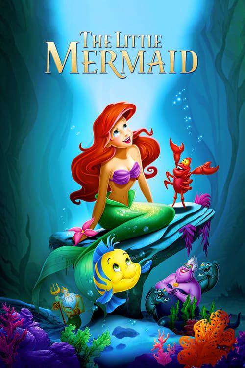 Key visual of The Little Mermaid