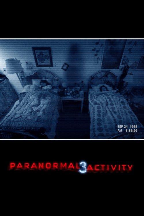 Key visual of Paranormal Activity 3
