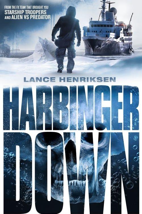 Key visual of Harbinger Down