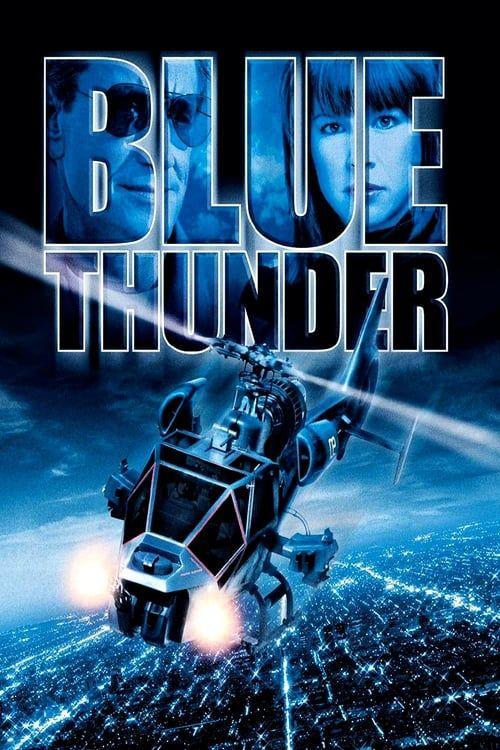 Key visual of Blue Thunder