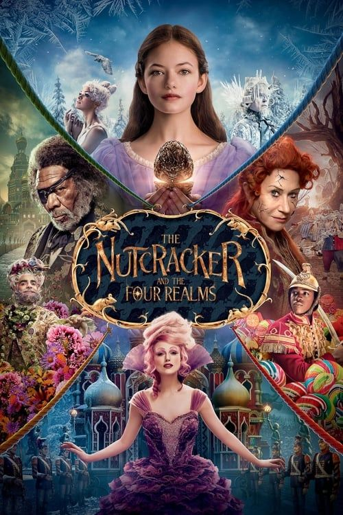Key visual of The Nutcracker and the Four Realms