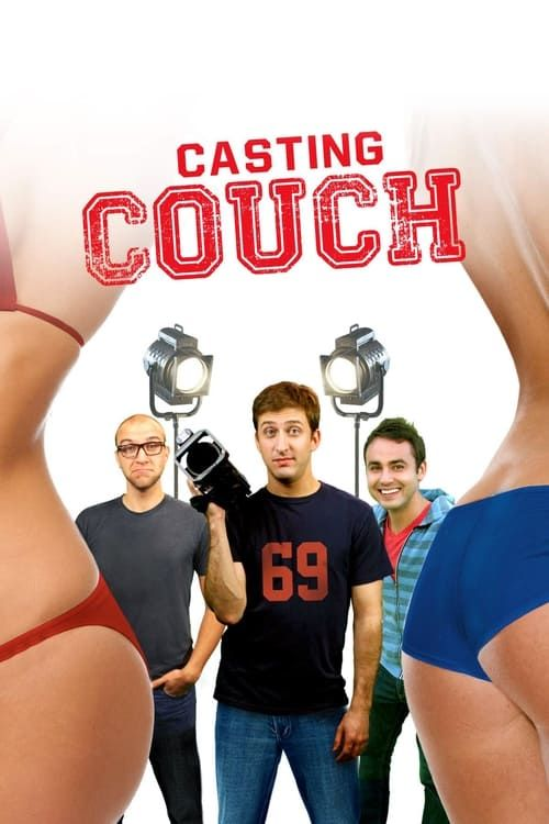 Key visual of Casting Couch