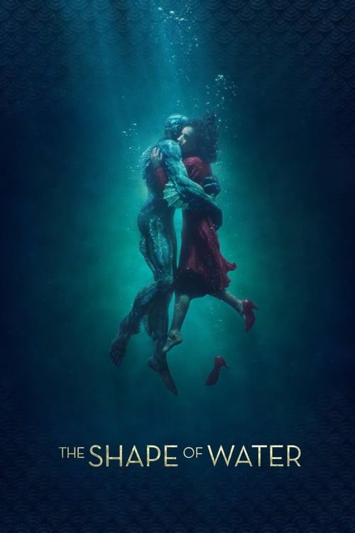 Key visual of The Shape of Water