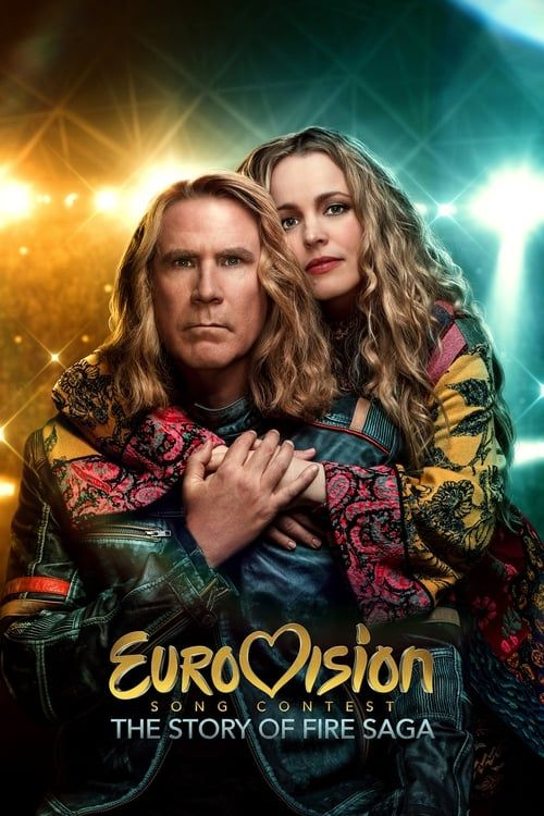 Key visual of Eurovision Song Contest: The Story of Fire Saga