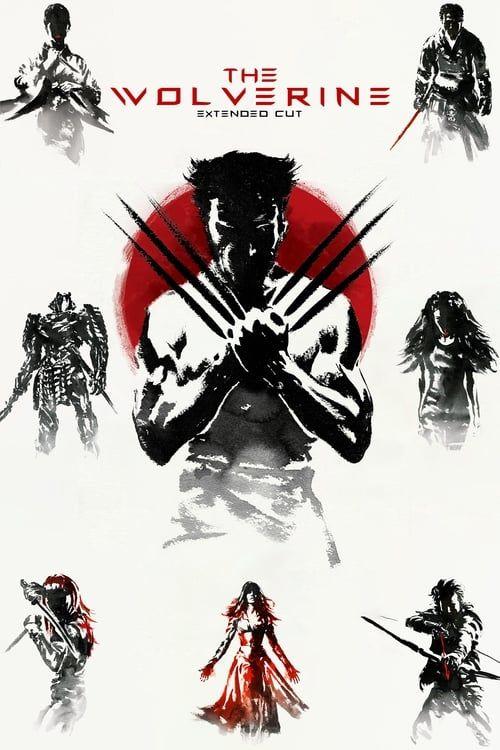 Key visual ofThe Wolverine
