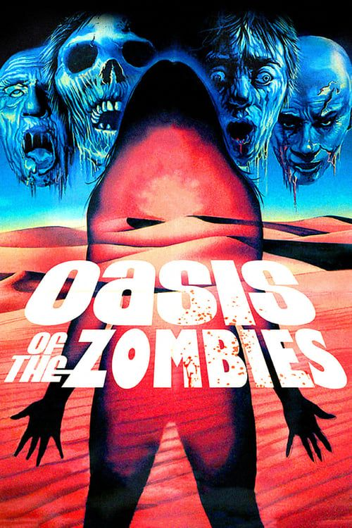 Key visual of Oasis of the Zombies