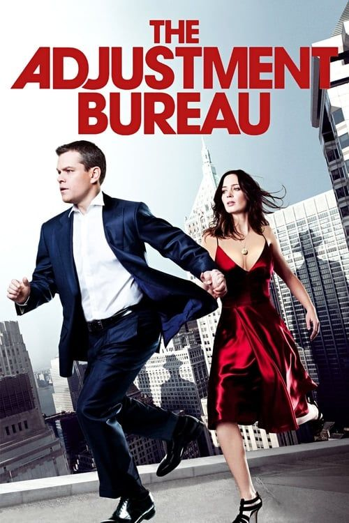Key visual ofThe Adjustment Bureau