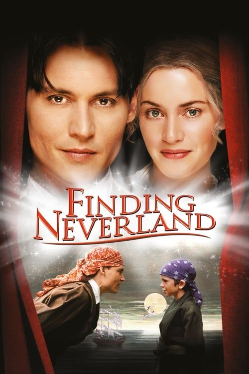 Key visual of Finding Neverland
